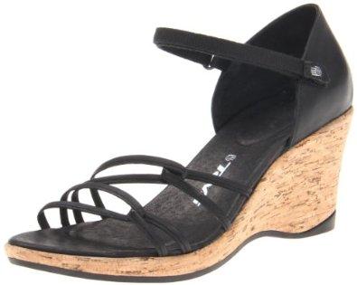 Teva Riveria Wedge good travel sandals