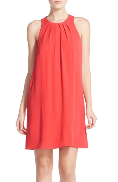 KUT from the Kloth Lyocell Crepe Swing Dress
