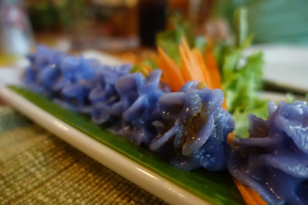 Cabbage and Condoms Bangkok Restaurant Review chicken dumplings