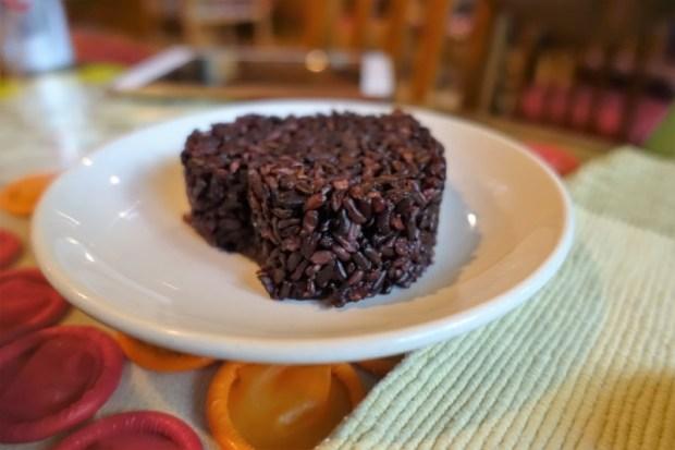 Cabbage and Condoms Bangkok Restaurant Review jasmine rice