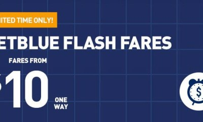 jetblue flash fares 6.2