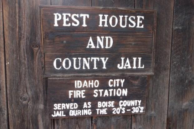 Idaho City Pest House & County Jail