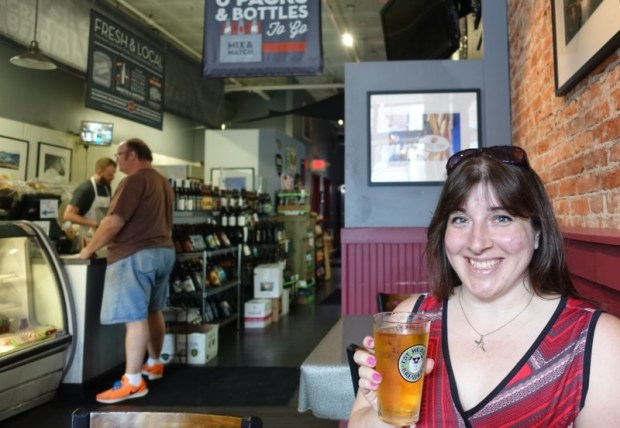 Carson Street Deli & Craft Beer Bar Pittsburgh Keri