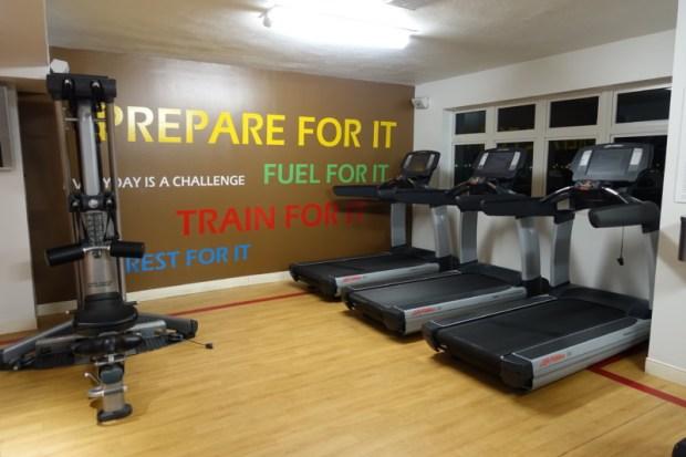 Sheraton Old San Juan Hotel Review Gym