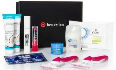 target beauty box august 2016