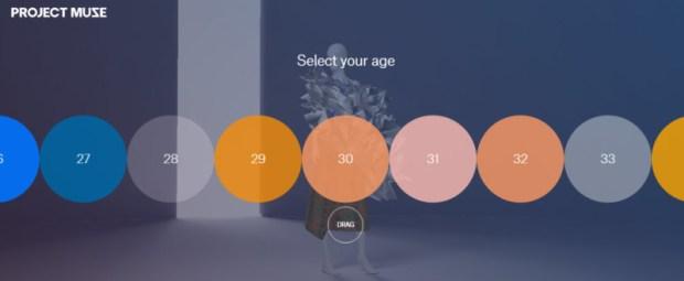 Google Fashion Project Muse pick age