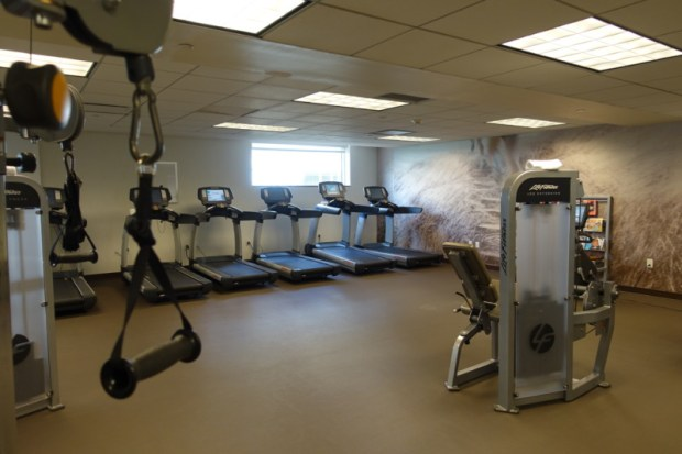 Westin Dulles IAD hotel Review fitness center