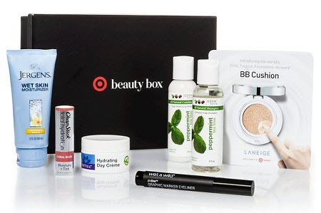 target-beauty-box-october-2016