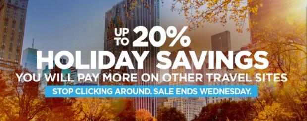 hilton-holiday-flash-sale-20-off
