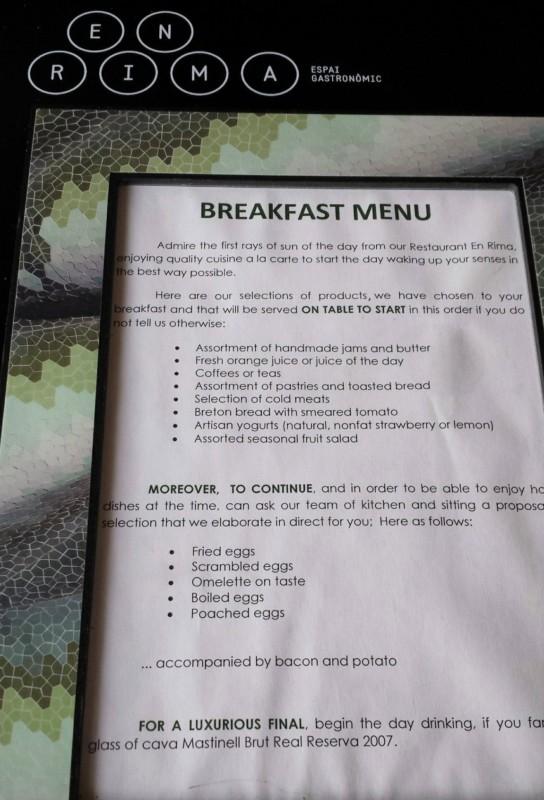 hotel-mastinell-en-rima-restaurant-breakfast-menu