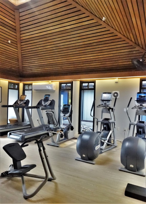 Doubletree Berkeley Marina Hotel Review Fitness Center