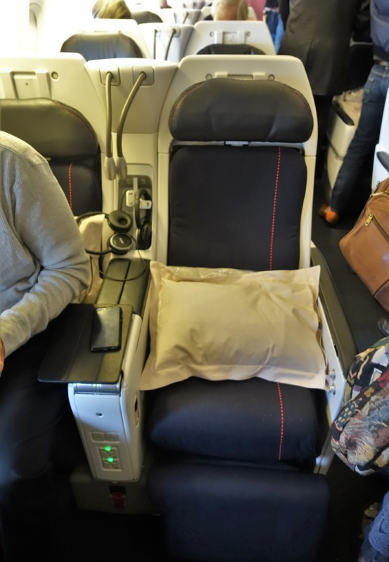 Review Air France Premium Economy Iad Cdg