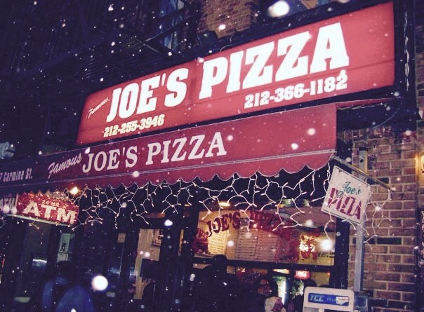 Joe's Pizza, New York