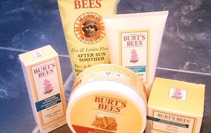 Burt's Bees Range
