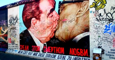 Berlin Street Art - East Side Gallery