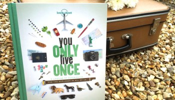 Book Review You Only Live Once By Lonely Planet