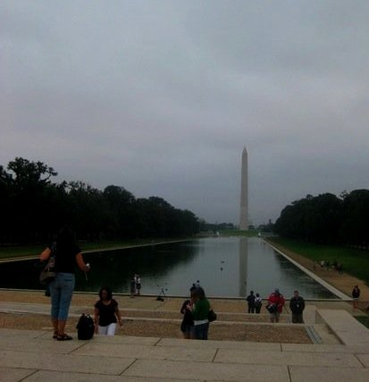Cloudy in DC