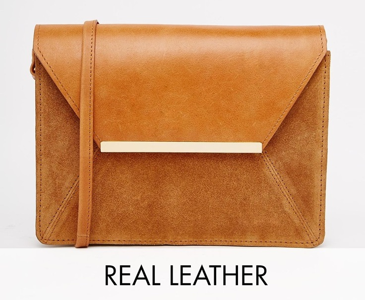 ASOS Vintage Leather Cross-Body Bag £28