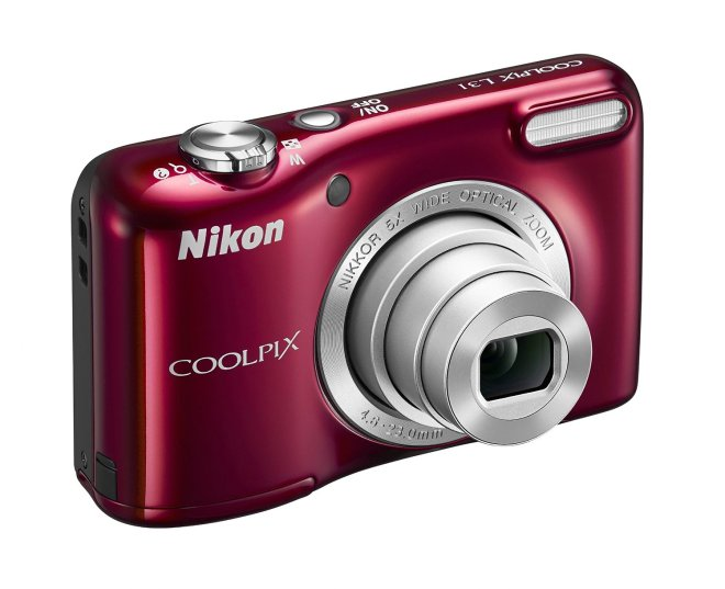 Nikon COOLPIX L31 Compact Digital Camera