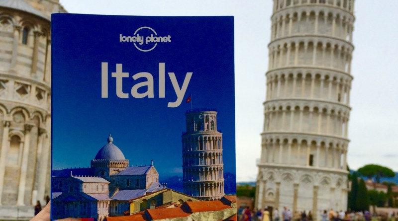 Lonely Planet's Italy - Pisa