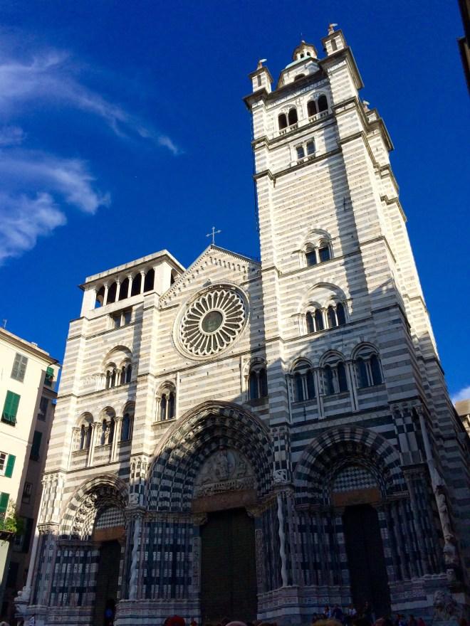 Cathedral De San Lorenzo, Genoa
