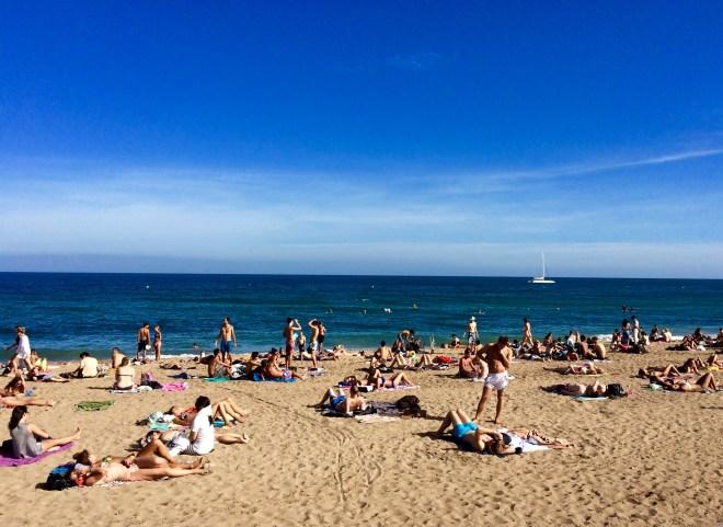 Barca Ciclo Tours - Beach