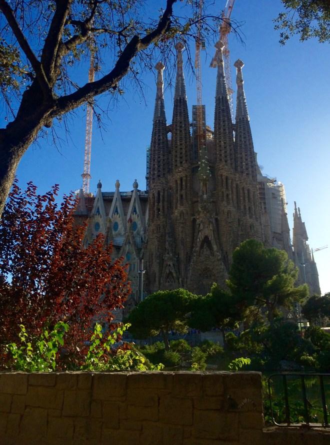 Barca Ciclo Tours - Sagrada Familia