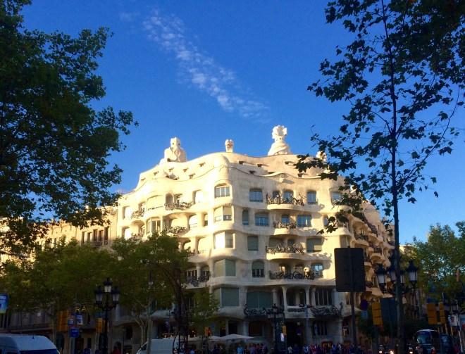 Barca Ciclo Tours - Casa Mila