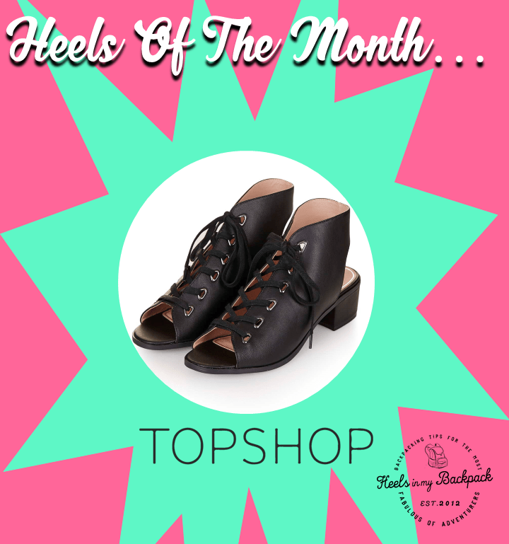 Heels Of The Month - Jan '16