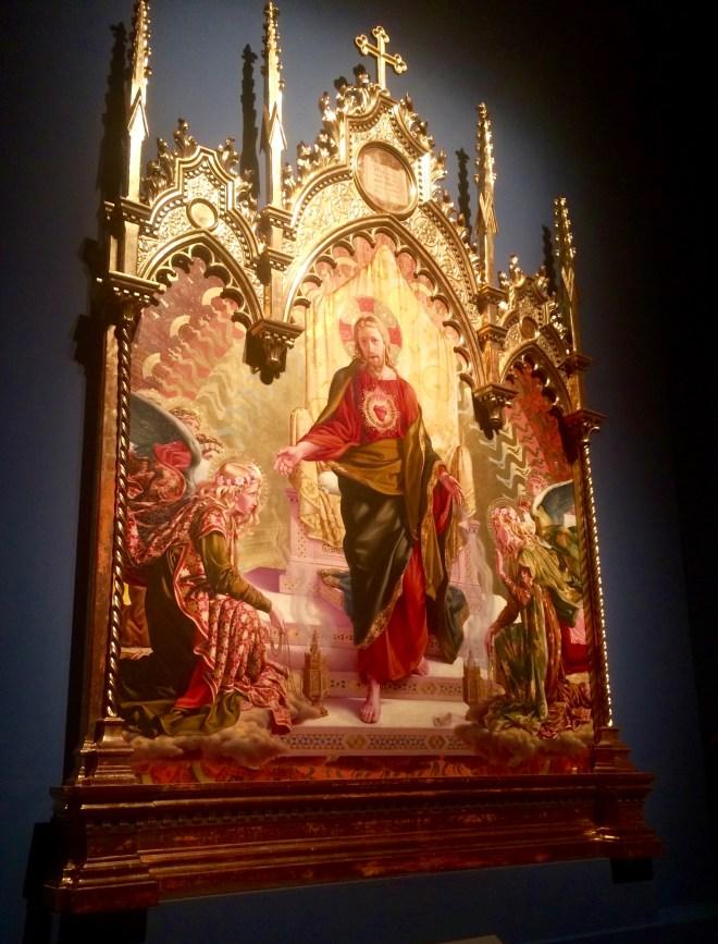 Divine Beauty exhibit at Palazzo Strozzi