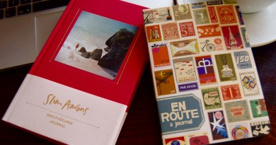 Battle of the Travel Journals