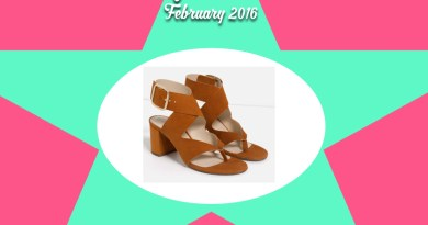 Heels of the Month - Feb 16