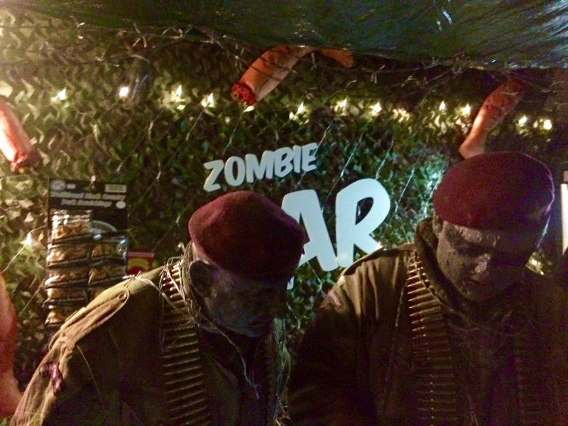 Zombie Bar at The George