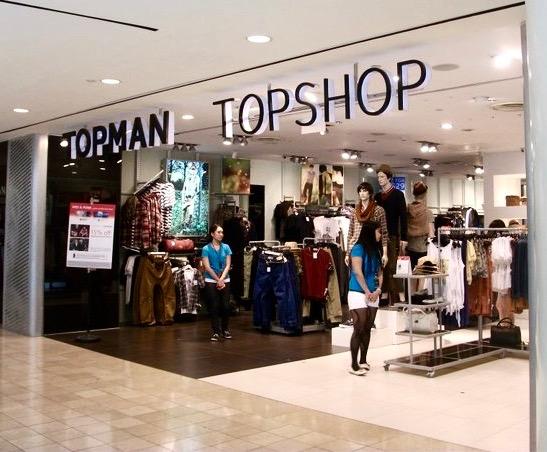 Topshop Singapore