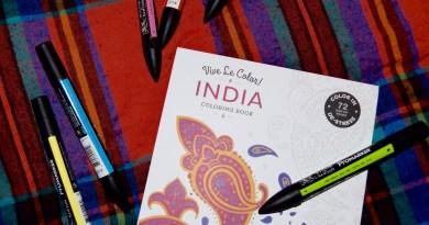 Vive Le Color: India