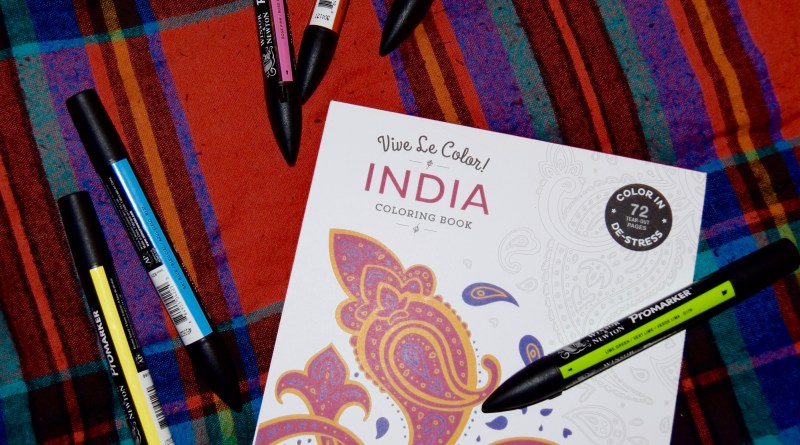 Vive Le Color: India