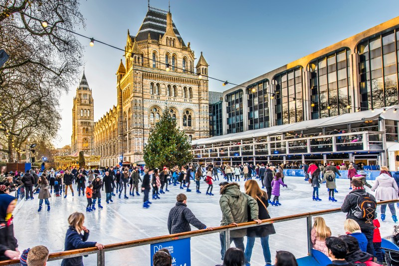 NHM Ice Rink London