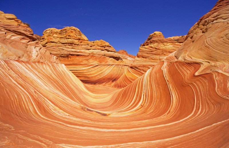 The Wave, Coyote Buttes, Arizone