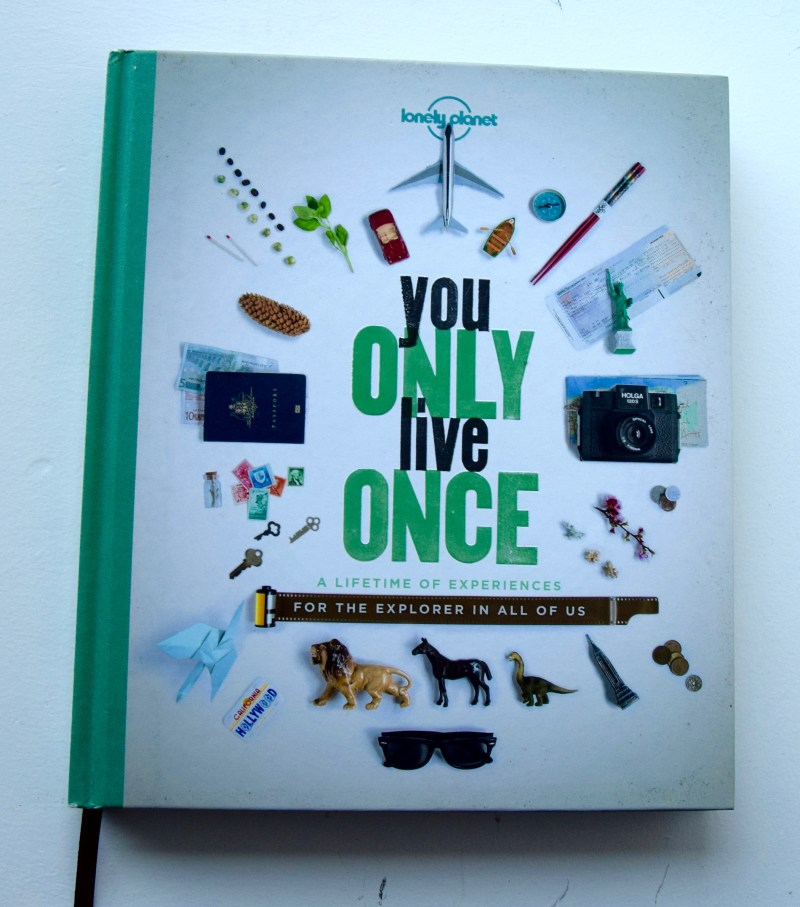 YOLO by Lonely Planet