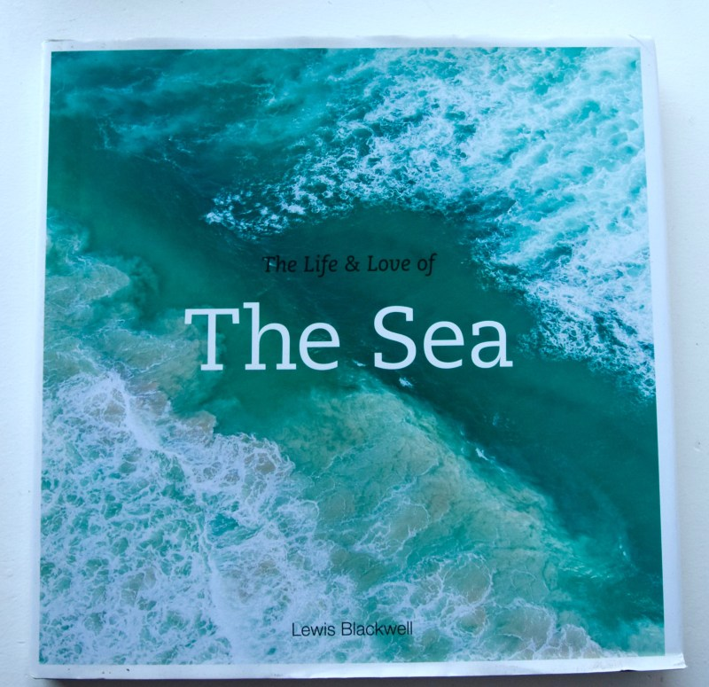 The Sea by Lewis Blackwell