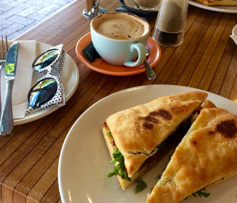 Lunch in Norwood, Adelaide
