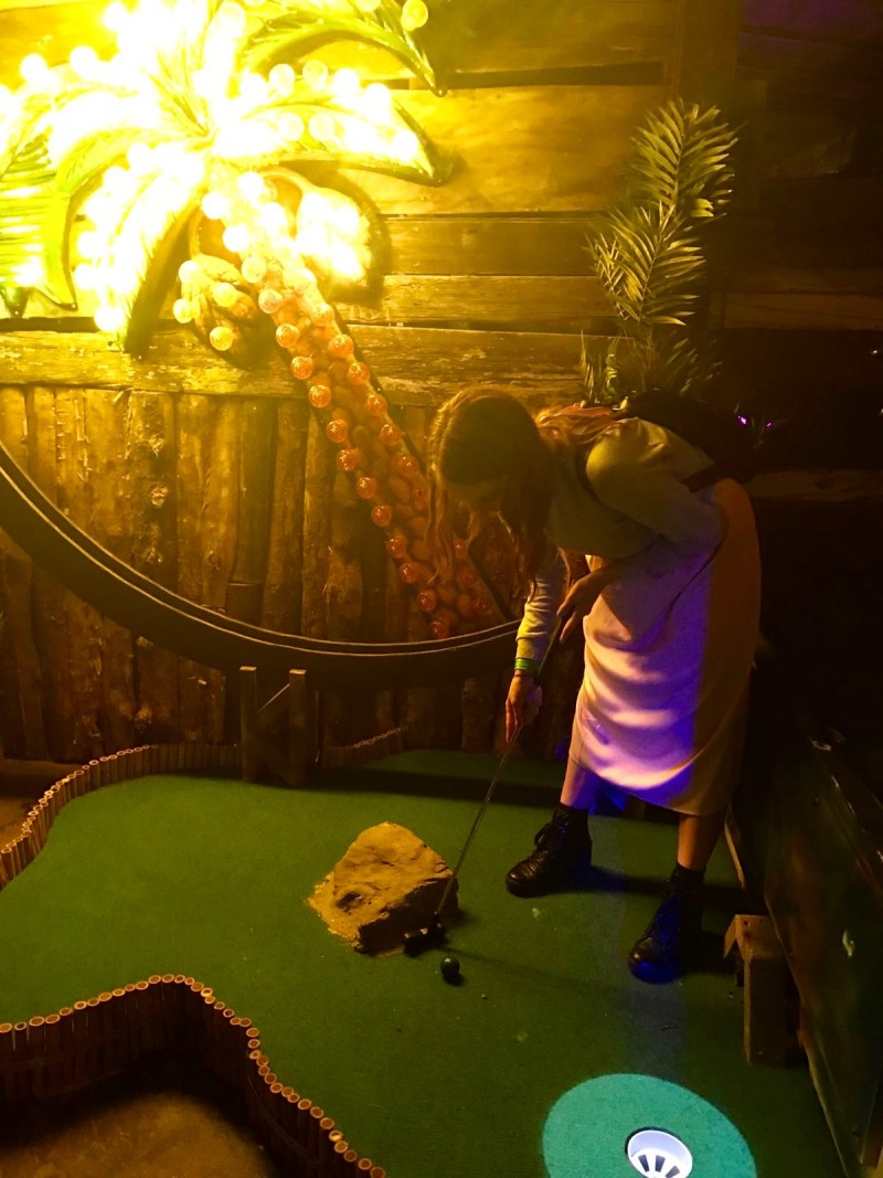 Junkyard Golf London