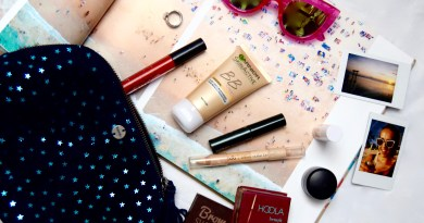 What's In My Travel Make-Up Bag?
