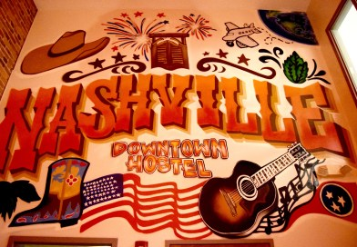Hostel Review: Nashville Downtown Hostel
