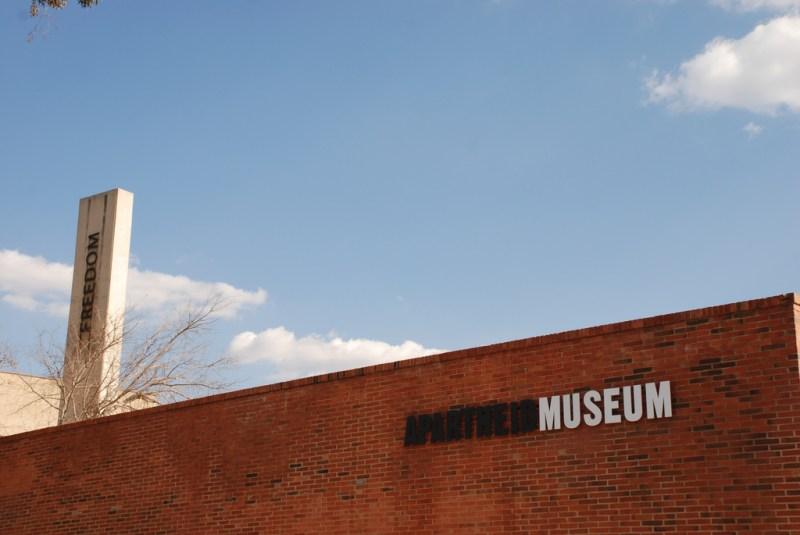 Apartheid Museum, South Africa