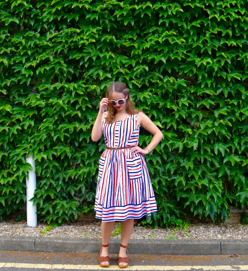 Joanie Dylan Stripe Dress