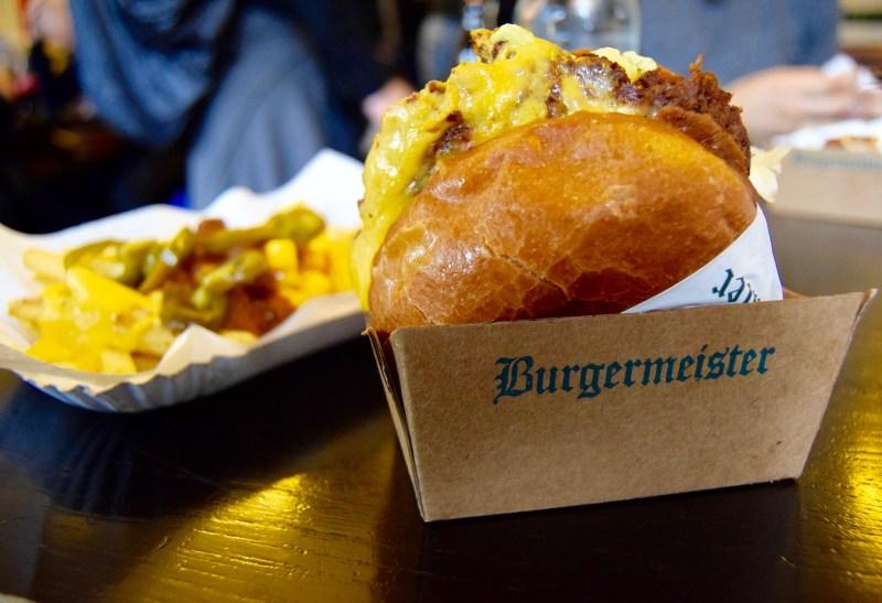 Burgermeister, Berlin