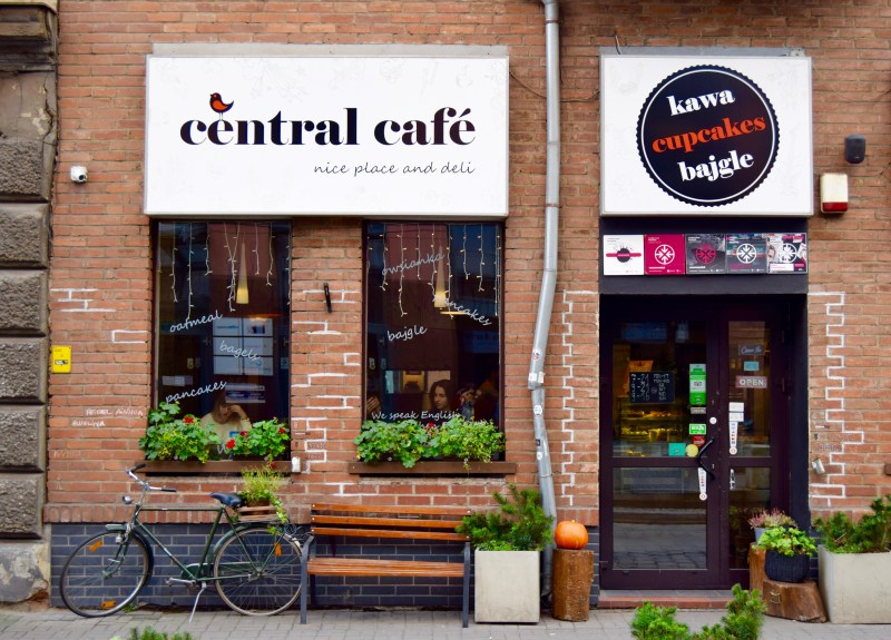Central Cafe, Wroclaw