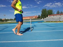 Heel Pain & Barefoot