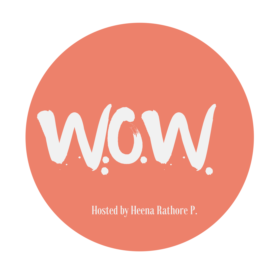 Word Of The Week WOW 18  Heena Rathore P